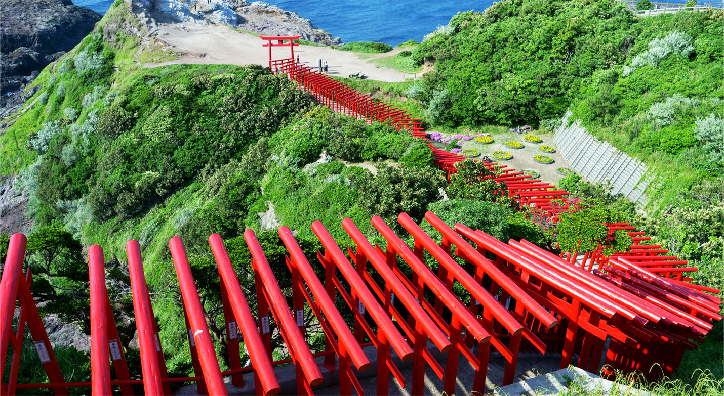元乃隅神社